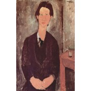 Modigliani - Portrait of Chaim Soutine