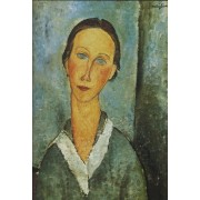 Modigliani - Girl in a Sailor's Blouse