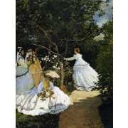 Monet - Women in the Garden