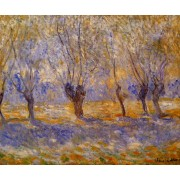 Monet - Willows, Giverny