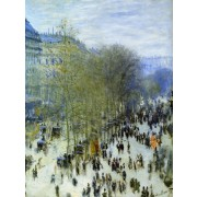 Monet - Boulevard des Capucines