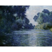 Monet - Arm of the Seine at Giverny