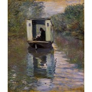 Monet - The Studio Boat
