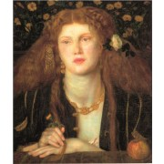 Rossetti - Bocca Baciata