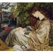 Rossetti - Pia de Tolomei