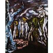 El Greco - The Vision of Saint John