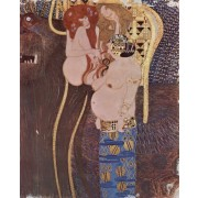 Klimt - Unchastity, Lust and Gluttony