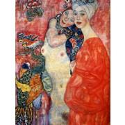 Klimt - Girl Friends