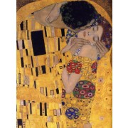 Klimt - The Kiss (detail)