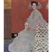 Klimt - Portrait of Fritza Riedler