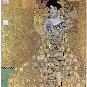 Klimt - Portrait of Adele Bloch-Bauer I