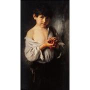 Γύζης - Αγόρι με κεράσια