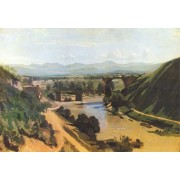 Corot - The Bridge at Narni
