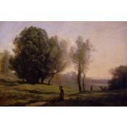 Corot - Souvenir d' Italie