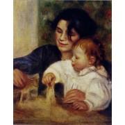 Renoir - Gabrielle and Jean