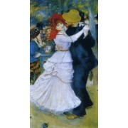 Renoir - Dance at Bougival