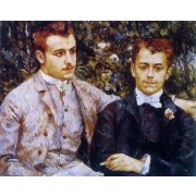Renoir - Charles and Georges Durand-Ruel
