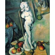 Cezanne - Still Life with Plaster Cupid