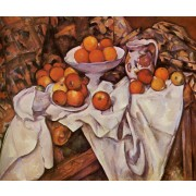 Cezanne - Still Life with Apples and Oranges