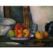 Cezanne - Still Life with an Open Drawer