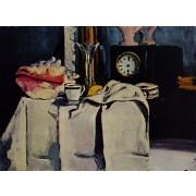 Cezanne - The Black Clock