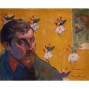 Gaugain - Self Portrait, Les Miserables