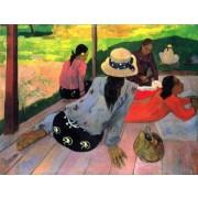 Gauguin - The Siesta
