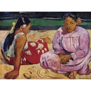 Gaugain - Two Women on the Beach