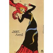 Lautrec - Jane Avril