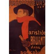 Lautrec - Ambassadeurs - Aristide Bruant