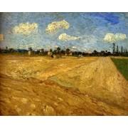 Van Gogh - The Ploughed Field