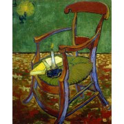 Van Gogh - Gauguin' s Armchair
