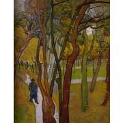 Van Gogh - The Walk: Falling Leaves