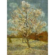 Van Gogh - Peach Trees in Blossom