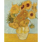 Van Gogh - Still Life: Vase with Twelve Sunflowers