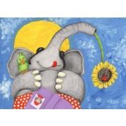 Ελέφαντας στη λιακάδα