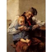 Ιακωβίδης - Παππούς και εγγονός