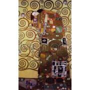 Klimt - Stoclet Frieze - Fulfillment