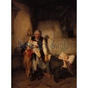 Γύζης - Παππούς και παιδιά