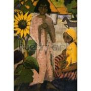 Mueller - Gypsy with Sunflower