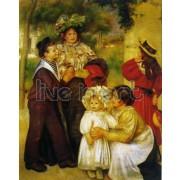 Renoir - The Artist' s Family