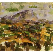 Cezanne - The Mont Sainte-Victoire