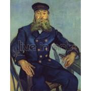 Van Gogh - Portrait of the Postman Joseph Roulin