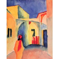 Mache - A Glance Down an Alley