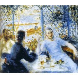 Renoir - The Canoeist's Luncheon