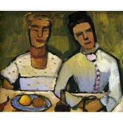 Becker - Lee Hoetger and her Sister