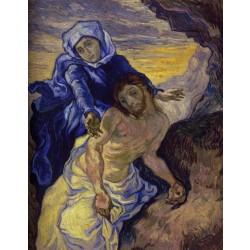 Van Gogh - Pieta (after Delacroix)