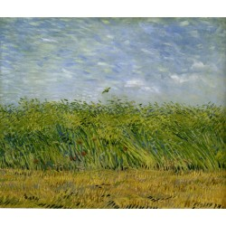 Van Gogh - Wheat Field with a Lark