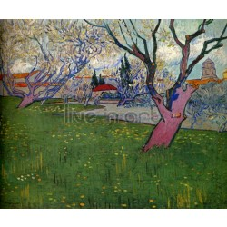 Van Gogh - View of Arles with Trees in Blossom